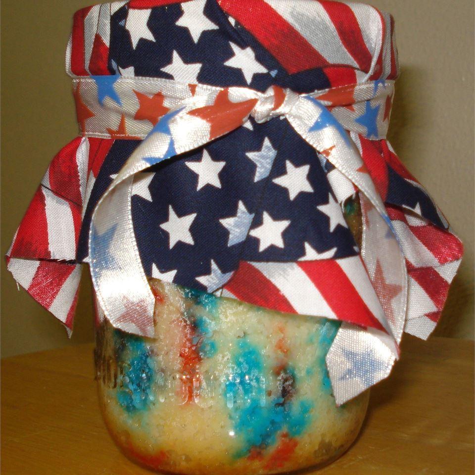 Cake in a Jar Jenivive