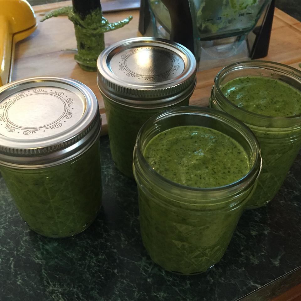 Spinach Basil Pesto Darcey Bliek