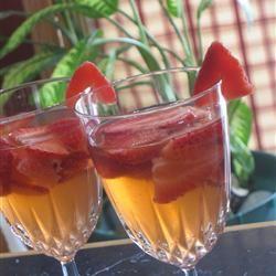 Strawberries and Wine Whitney