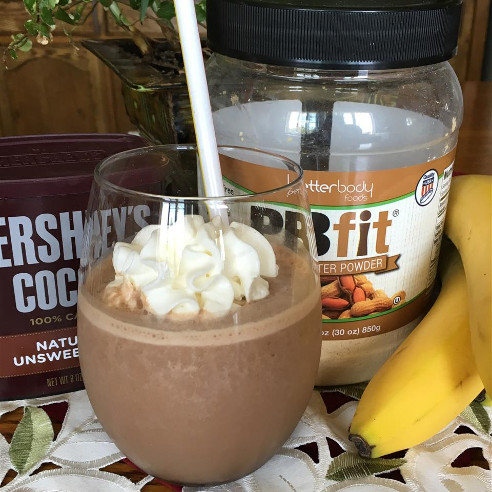 Banana Peanut Butter Smoothie Yoly