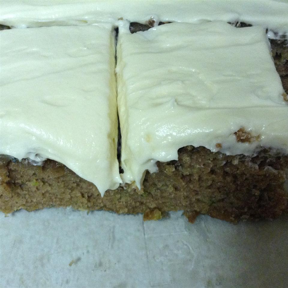 Zucchini Cake I Lexi Karels DiPentino