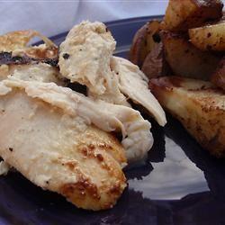 Rosemary-Roasted Chicken and Potatoes Scotdog