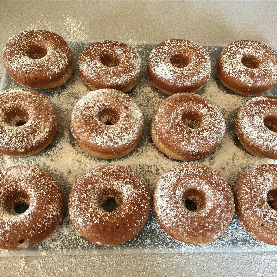 Baked Doughnuts suzinjean