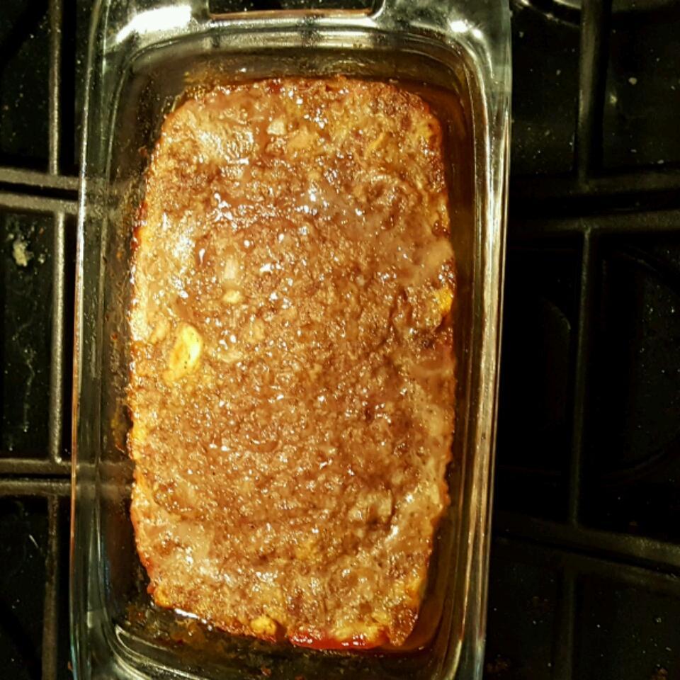 Brown Sugar Meatloaf Marisa VanDuyn