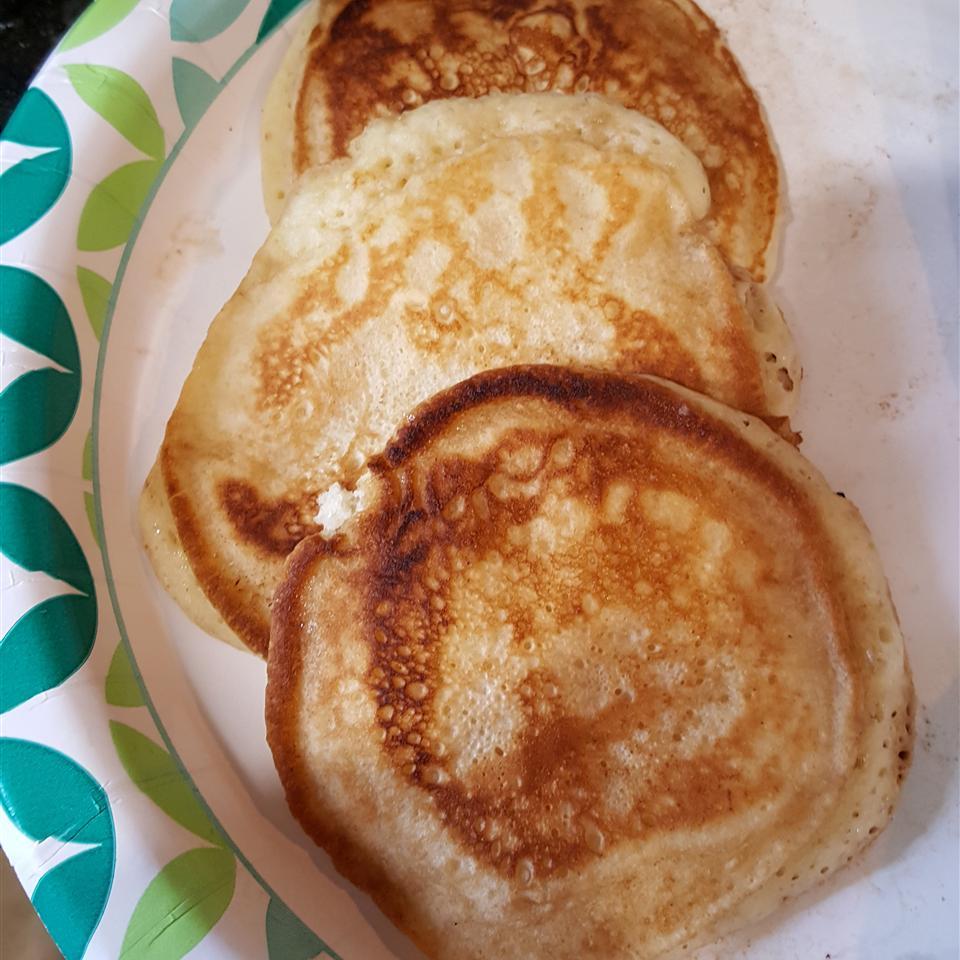 Pikelets (Scottish Pancakes) Desiree