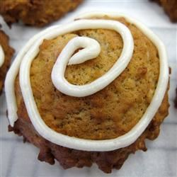 Banana Oatmeal Cookie