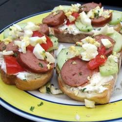 Ukrainian Sandwiches SarahS