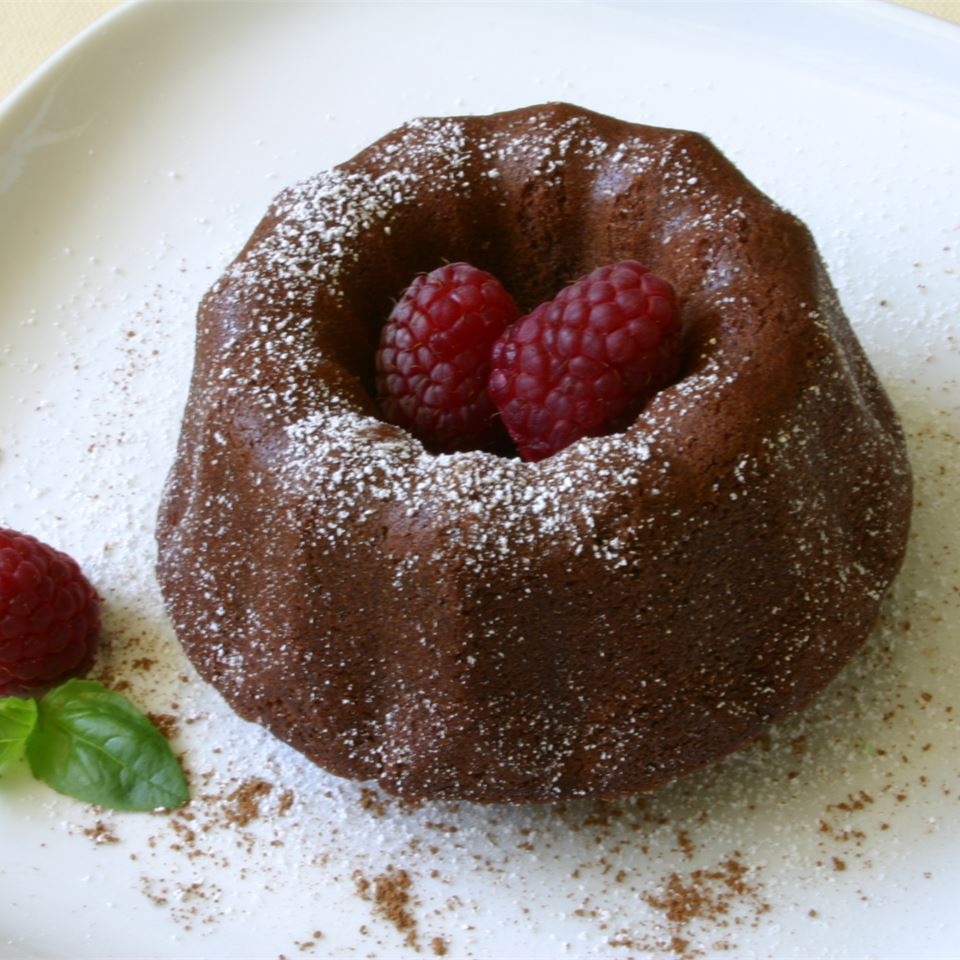 Chocolate Pound Cake III