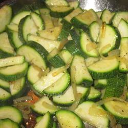 Zucchini Galore PamMar