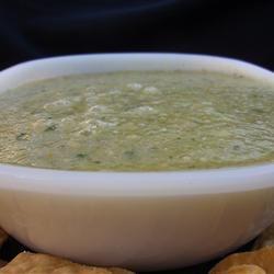 Green Hot Sauce (Salsa Verde)