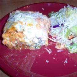 Grilled Chicken and Portobello Lasagna Rollups plmelton