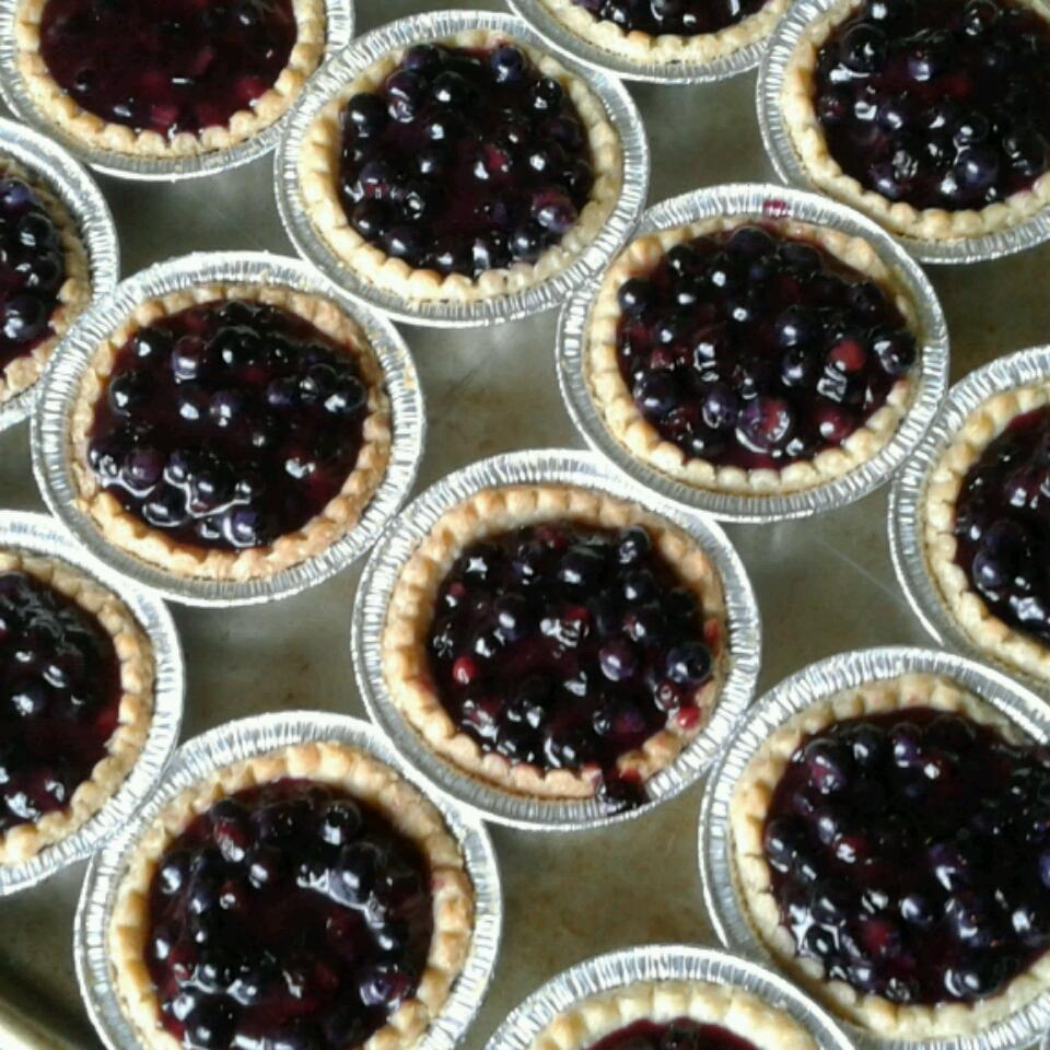 Topless Blueberry Pie Denise