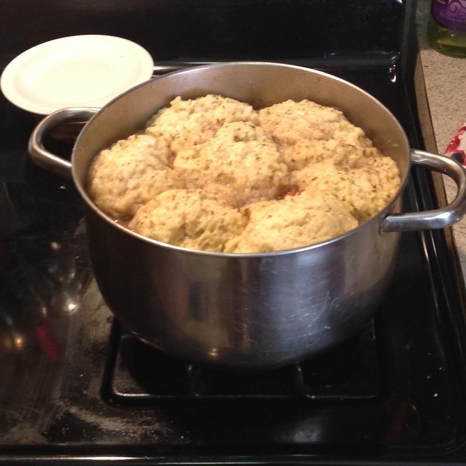 Herbed Dumplings