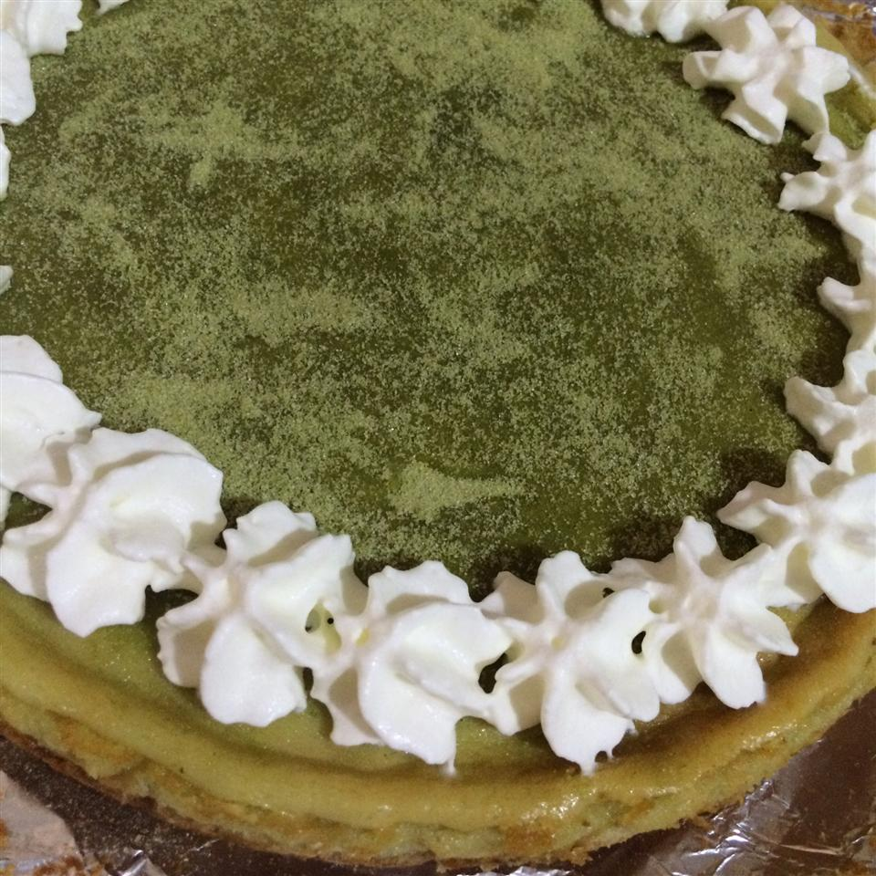 Green Tea Cheesecake Danelle