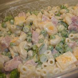 Ham and Shell Salad amandak23k
