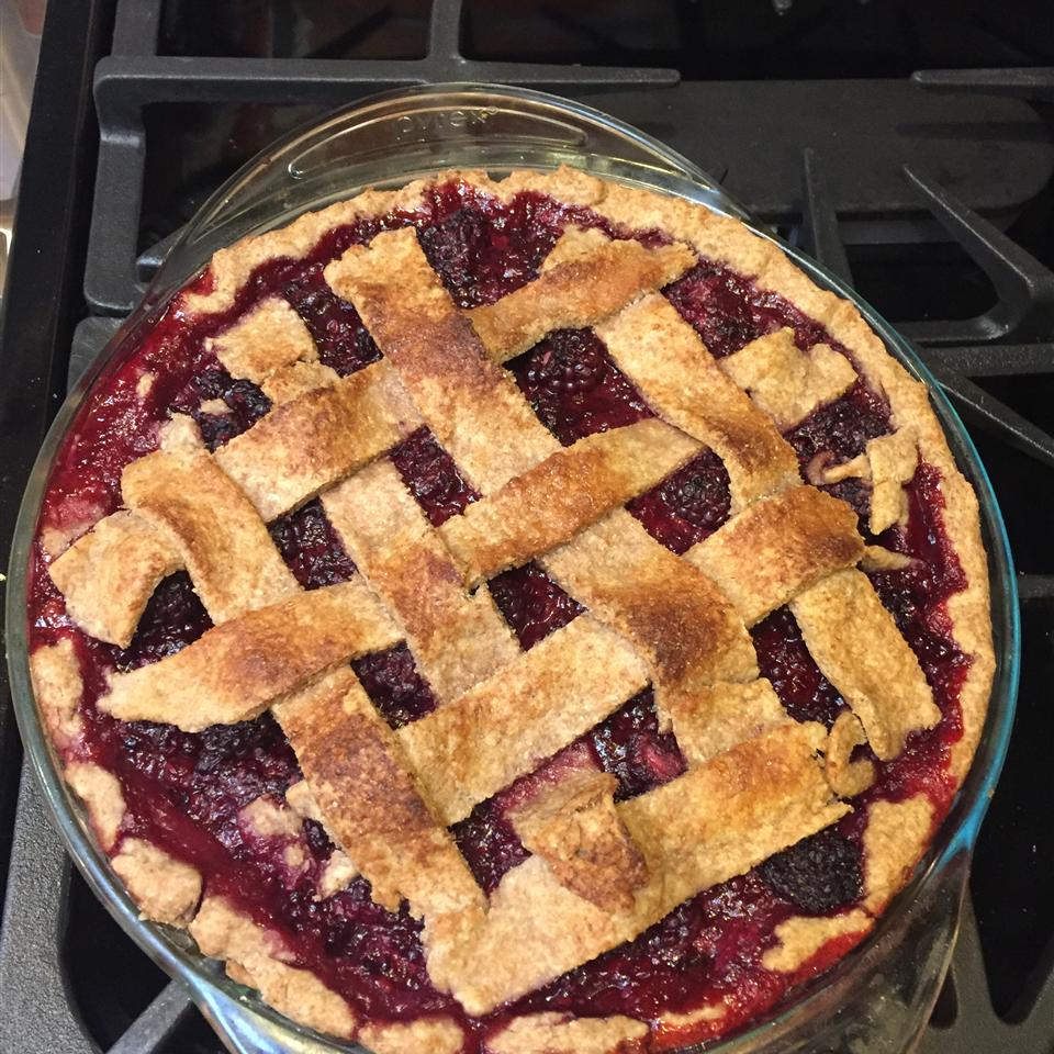 Blackberry Pie I Karen Cabreana