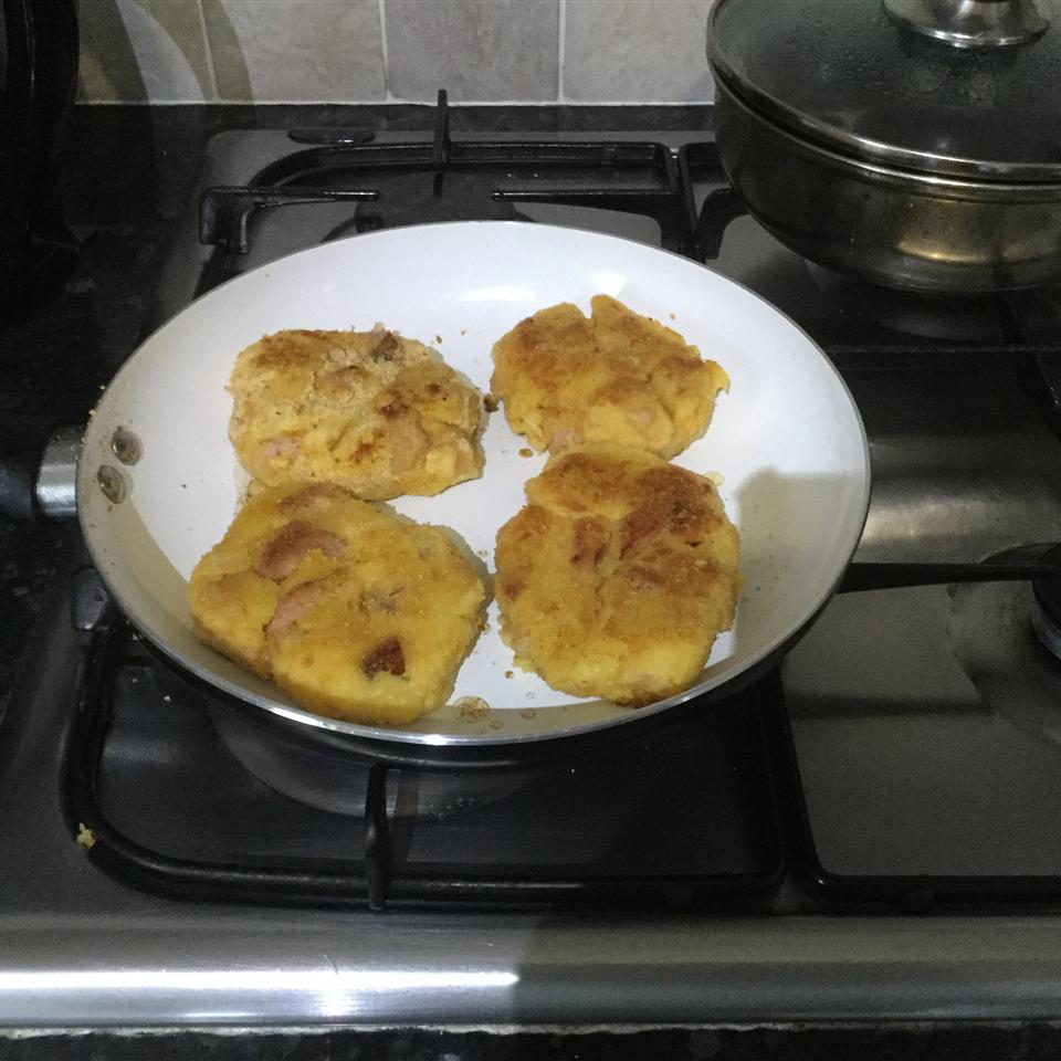 Ham Cake-ettes carolg