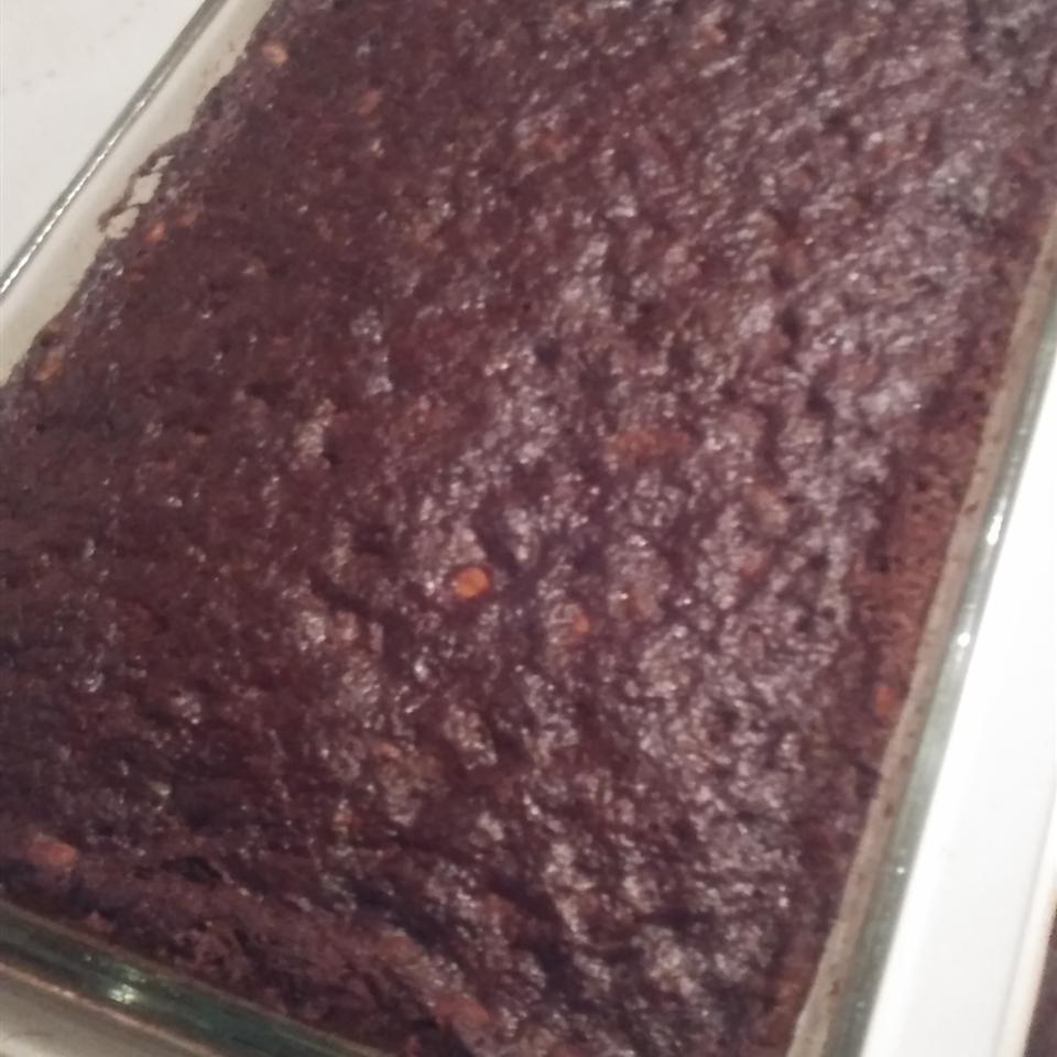 Chocolate Zucchini Cake III
