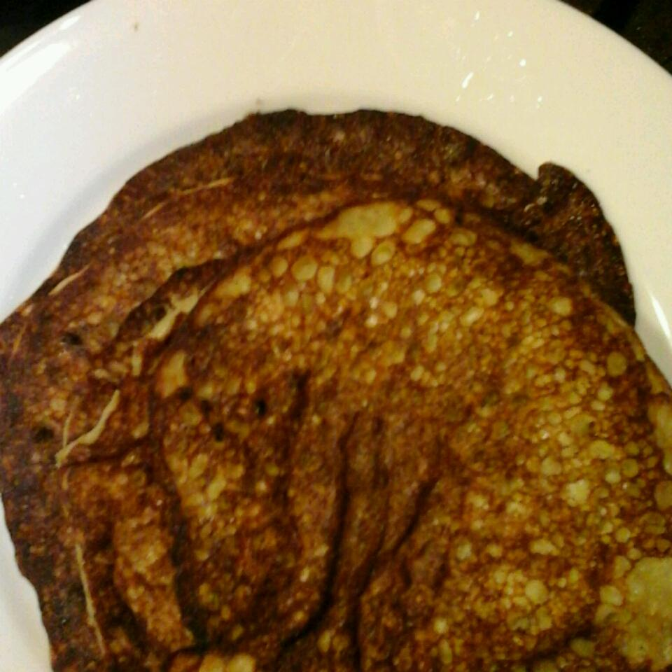 Sourdough Pancakes rosiecummings