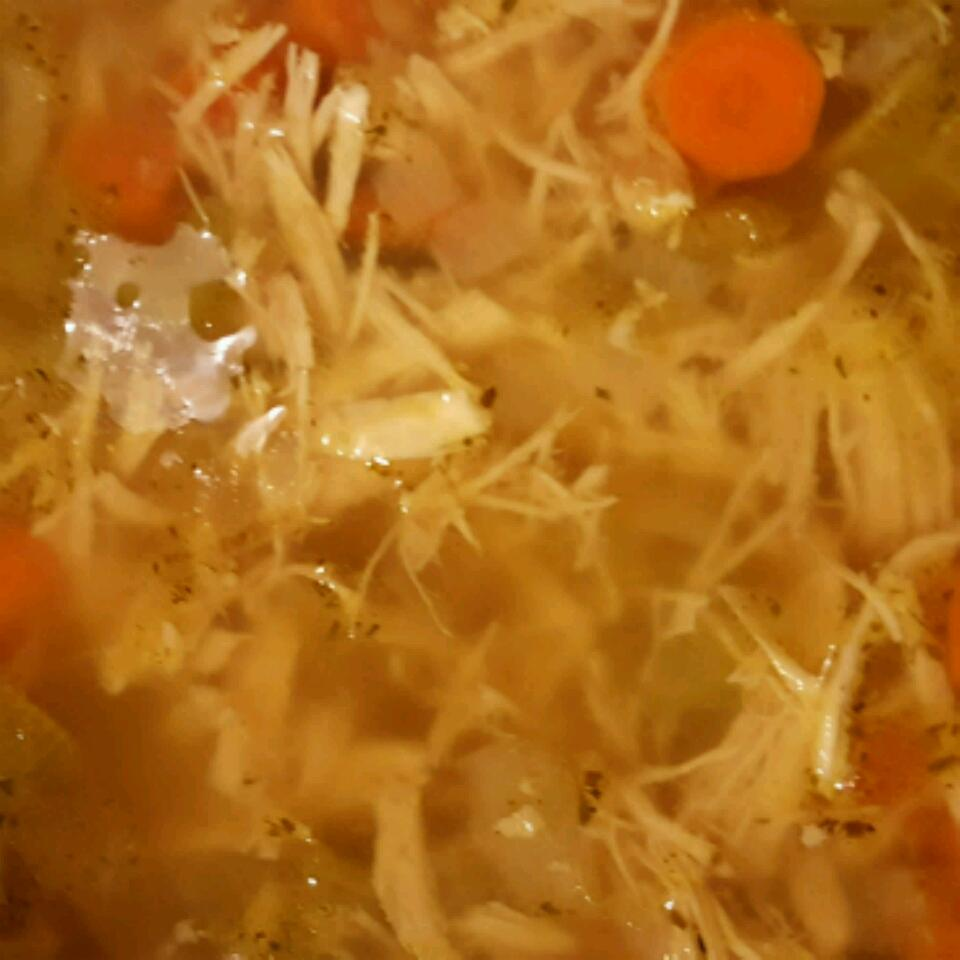 The Best Chicken Soup Ever Michael Thomas