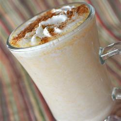 Famous No Coffee Pumpkin Latte Alberta Rose