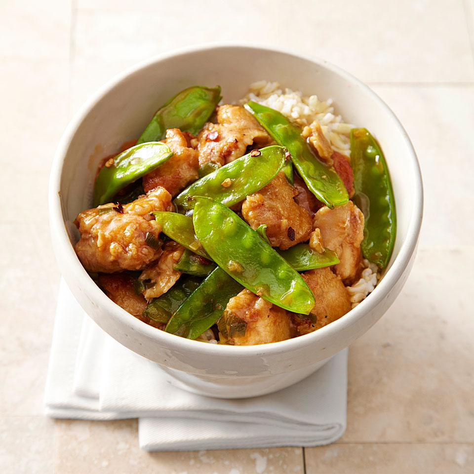 General Tso's Chicken EatingWell Test Kitchen