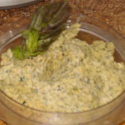 Basil and Pesto Hummus Diane Surita