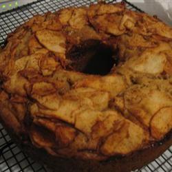 Jewish Apple Cake I NubianLouMu