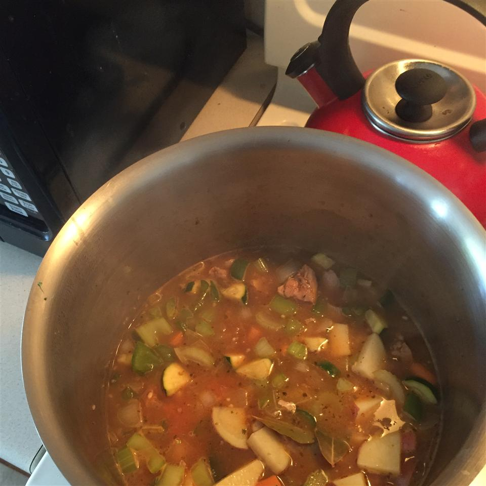 Pork Chop Soup roycooper