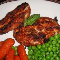 Spicy Chicken Breasts