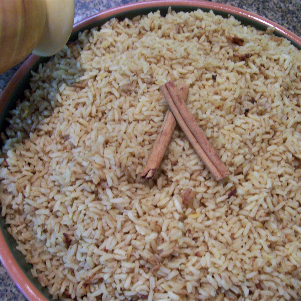 Indian Rice (Pulao) Traci-in-Cali