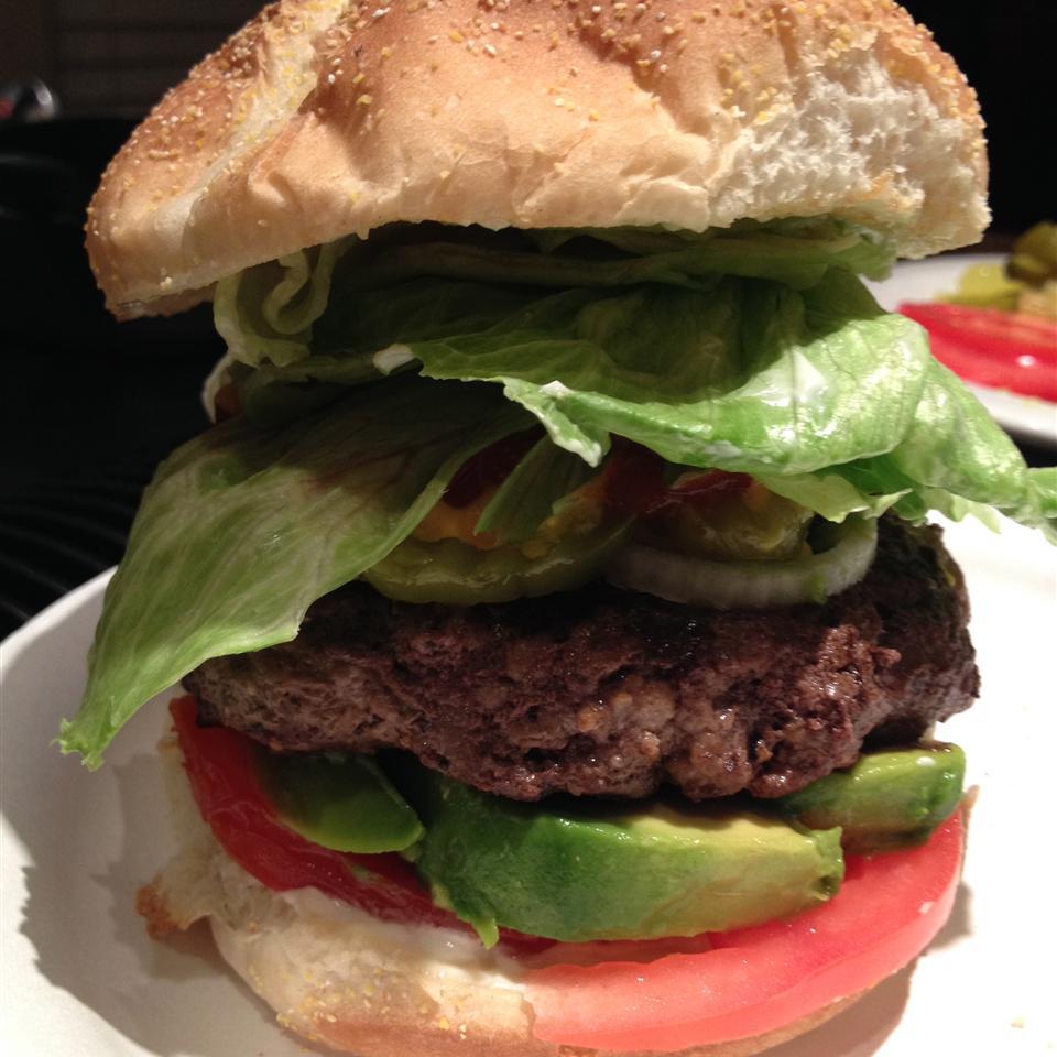 Mom's Big Burgers Jessica