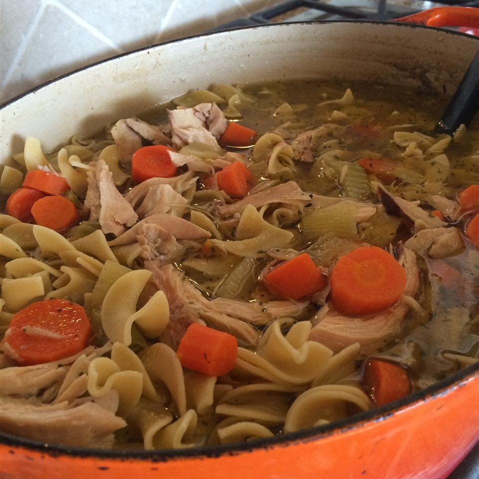 Awesome Chicken Noodle Soup Jessica