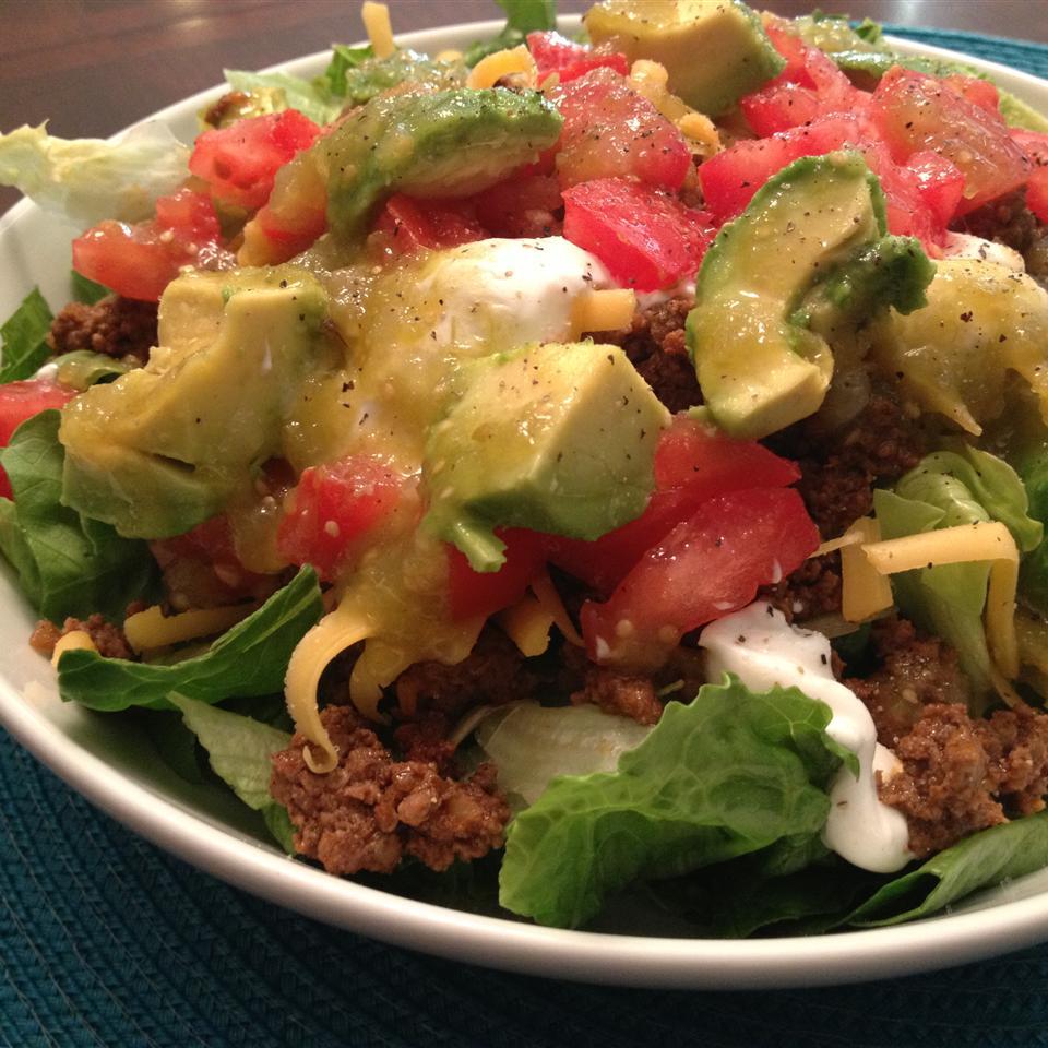 Quick Taco Salad