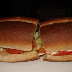 Kansas Tomato Sandwich Jenne