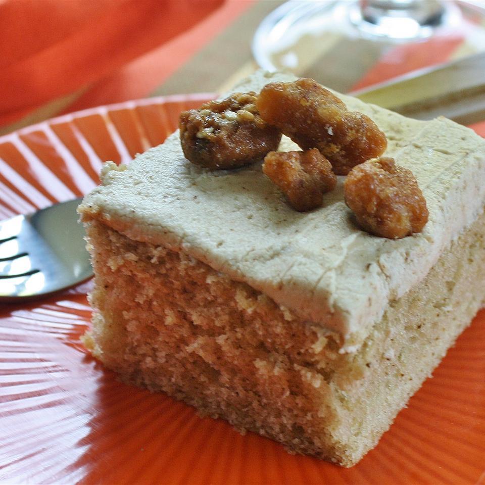 Magic Spice Cake image