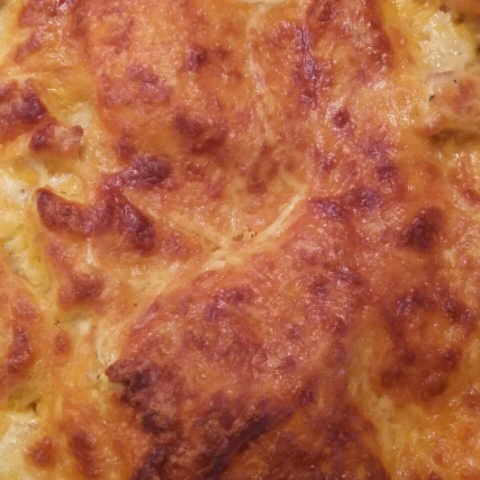 Julie's Cheesy Chicken Lasagna