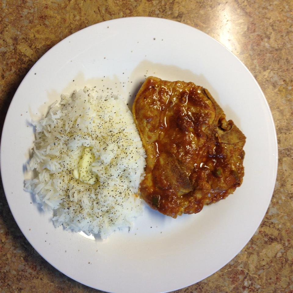 Spicy Pork Chops