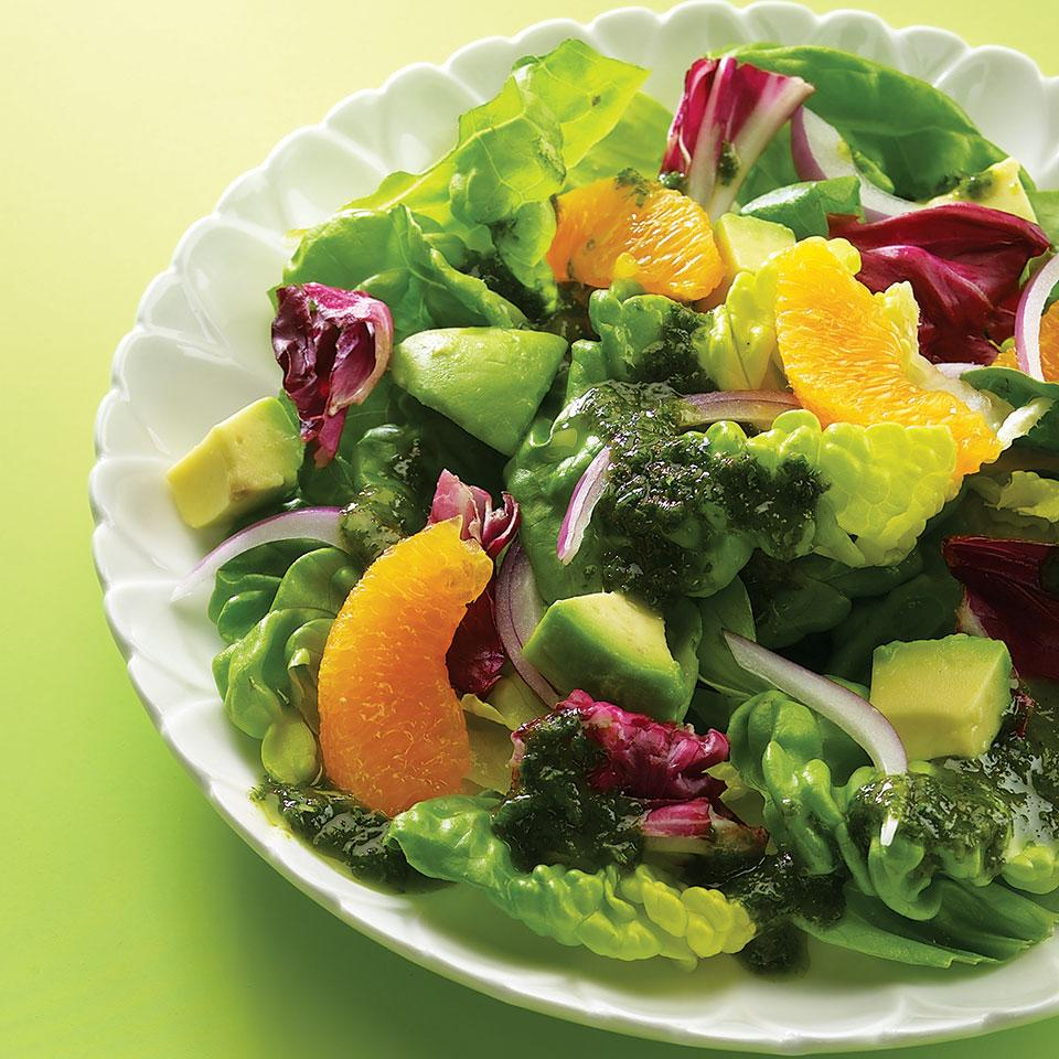 Orange & Avocado Salad EatingWell Test Kitchen