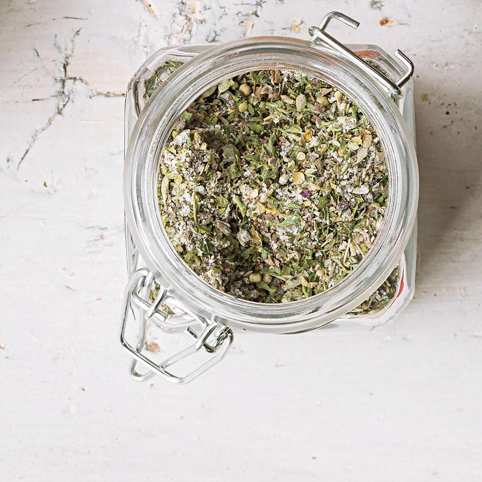 Crazy Herb Spice Mix Hilary Meyer