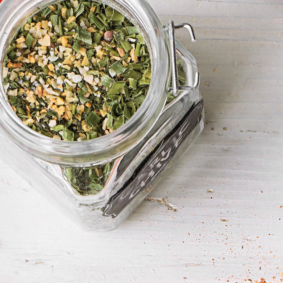 Garlic & Chive Spice Mix Hilary Meyer