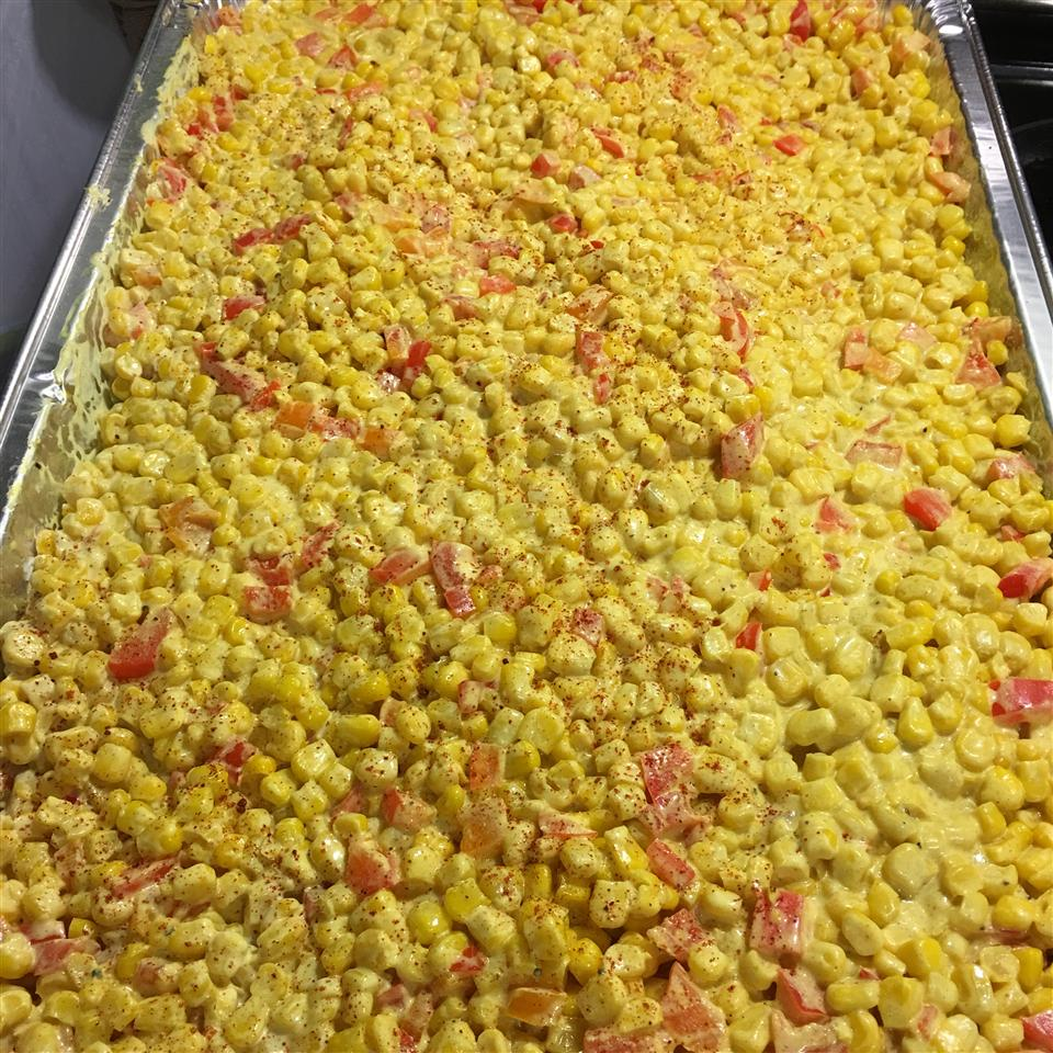 Curried Corn Heather Wright