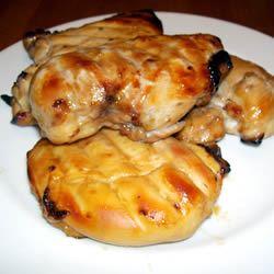 Faux Jerk Chicken