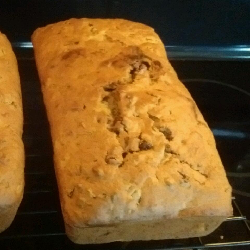 Pineapple Zucchini Loaf Lawrence