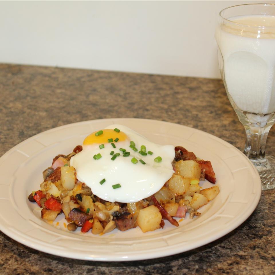 Hearty Potato Skillet Ms. Chef Esh