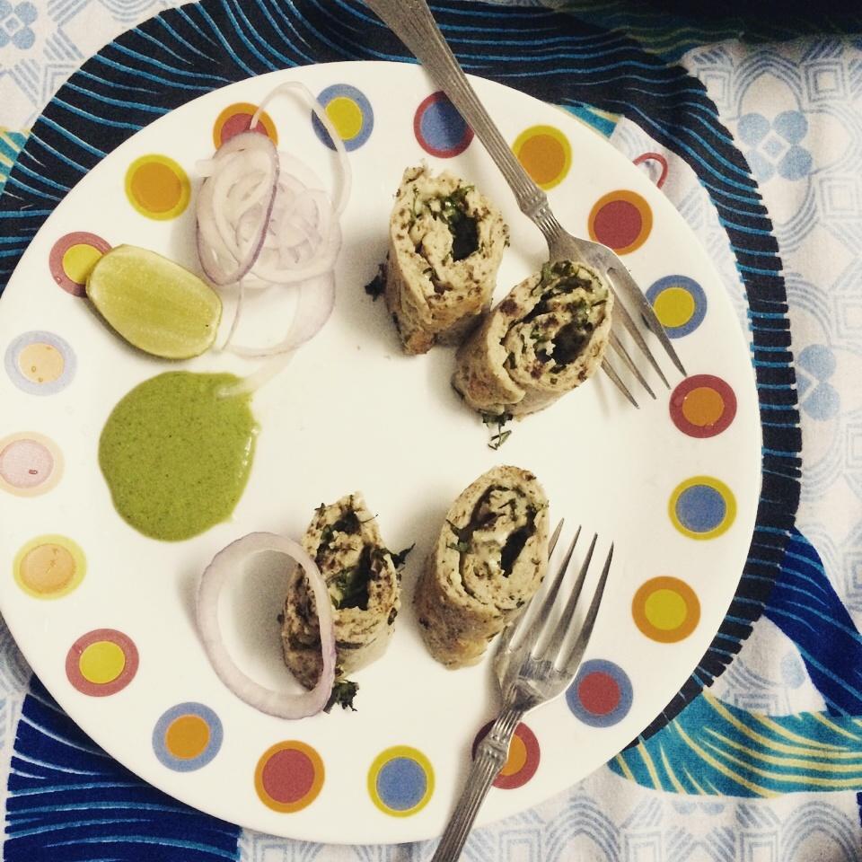 Shami Kebab Zainab Pervaiz