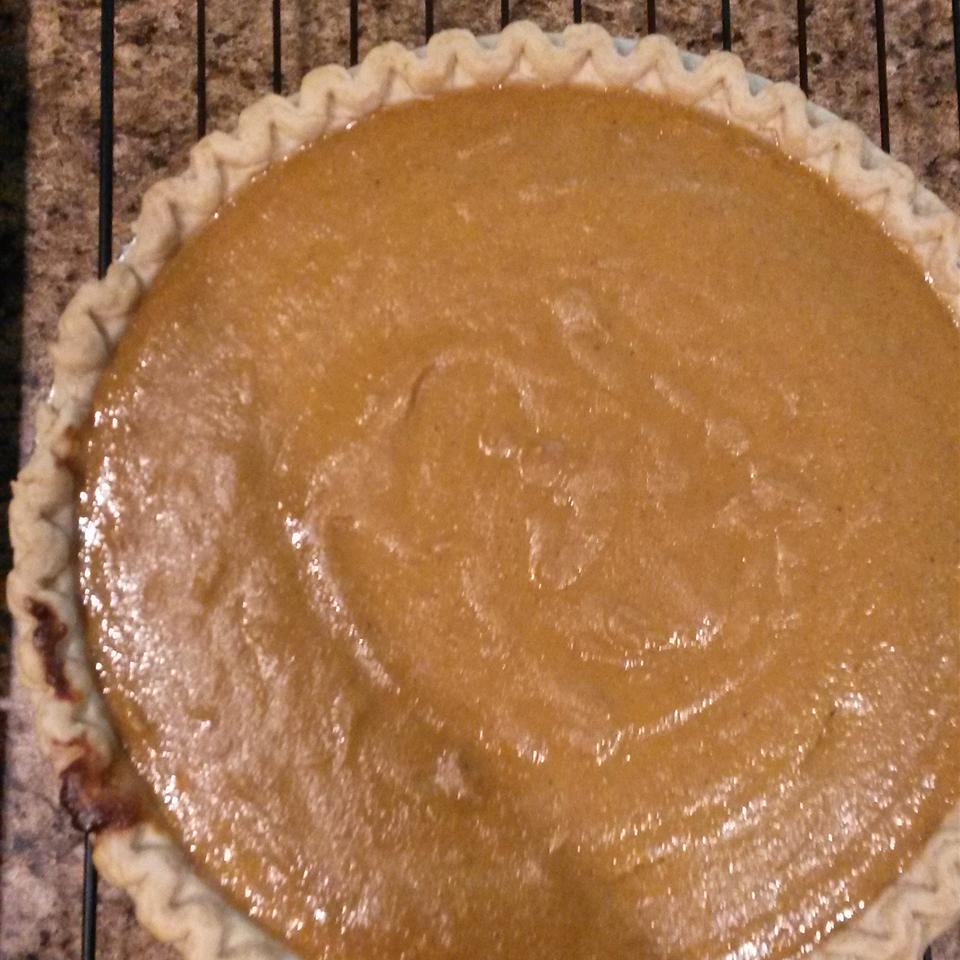 Perfect Pumpkin Pie Jessica Thaxton