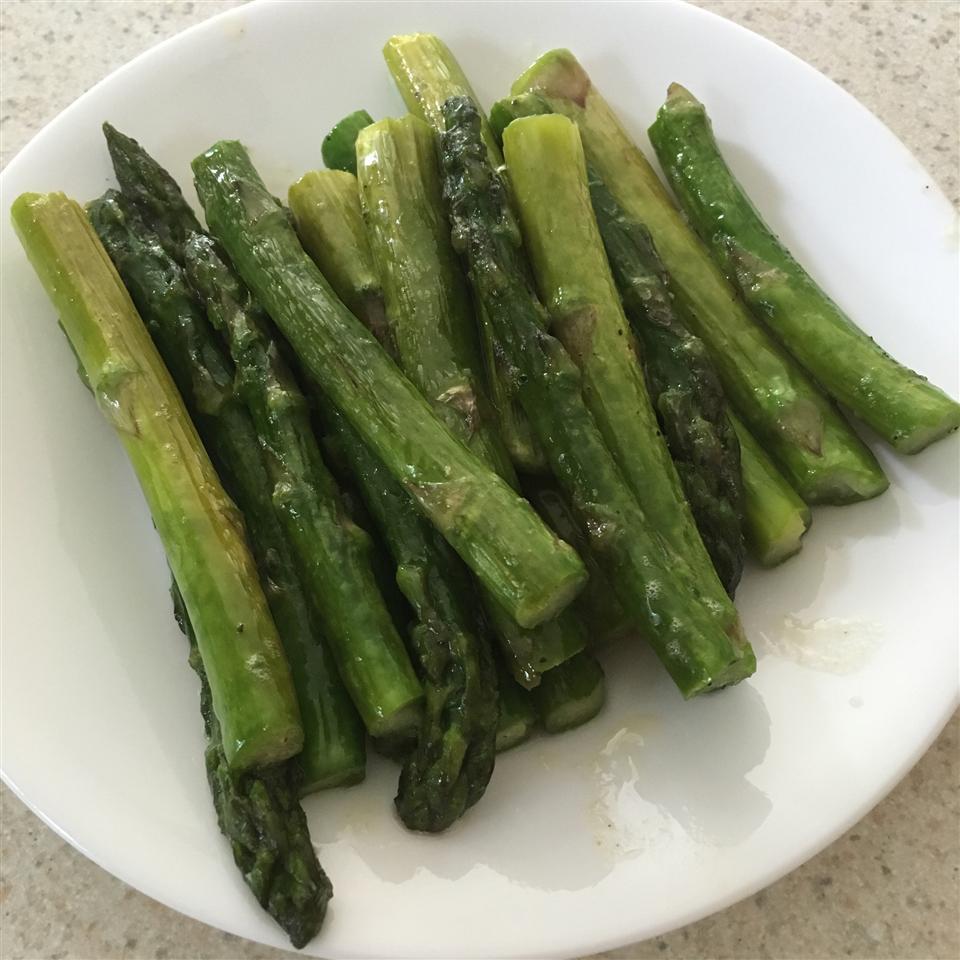 Easiest Asparagus Recipe Jim Rose