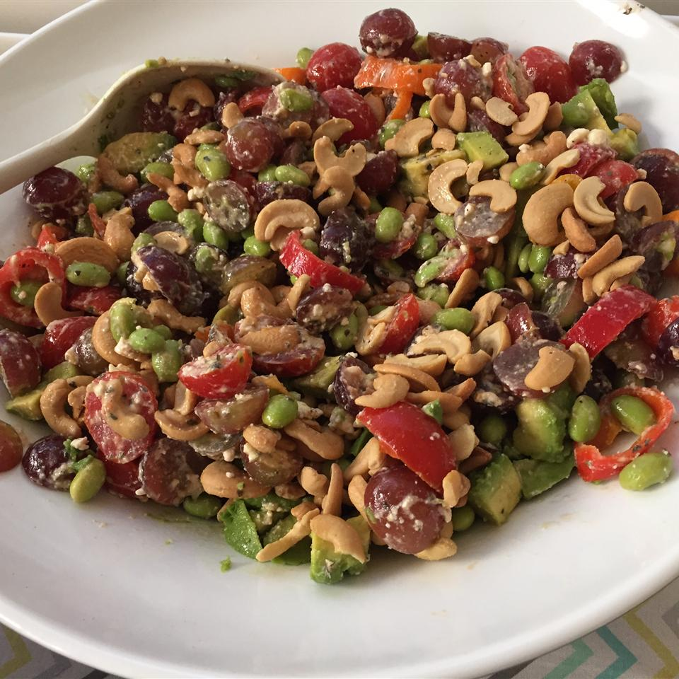 Chopped Cashew Salad Wendy McMahan