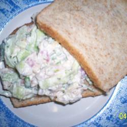 Lemon Chicken Salad ChefAMY